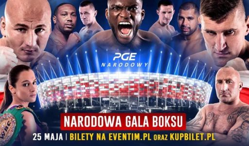 "Boxing Night 14 ""Narodowa Gala Boksu"""
