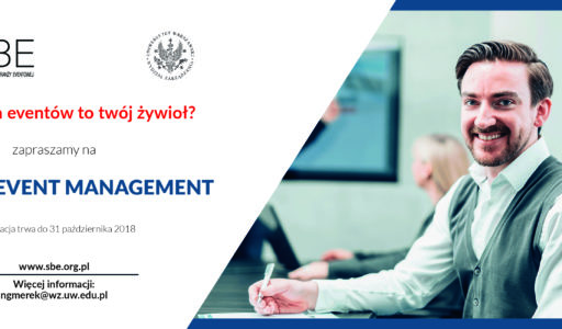 VII edycja Studium Event Management