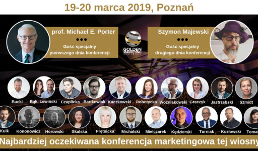 Do Golden Marketing Conference już dosłownie kilka dni